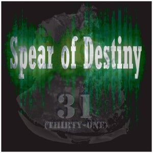 Image of ***NEW SPEAR OF DESTINY '31' (Thirty-One) CD