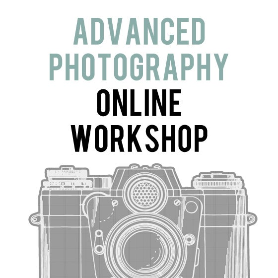 Image of Advanced Photography Online Workshop