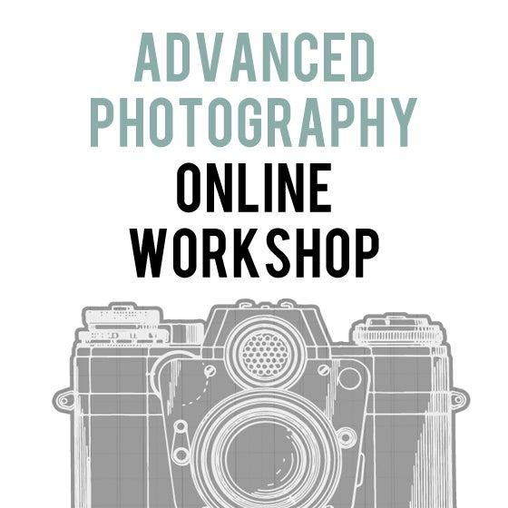 Image of Advanced Photography Online Workshop