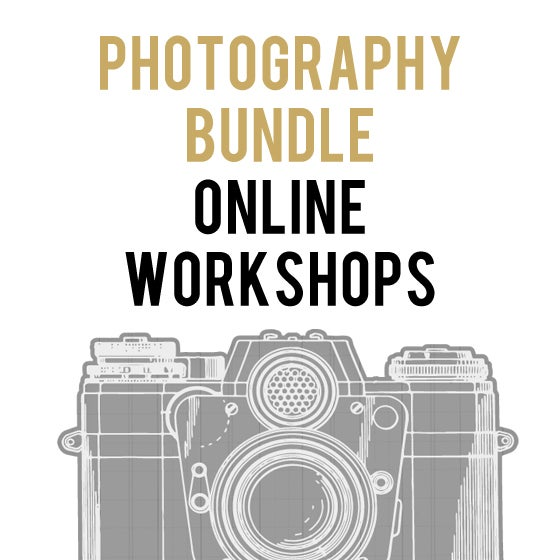 Image of Photography Bundle Online Workshops