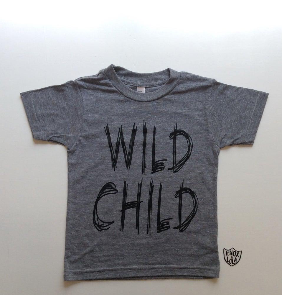 Image of Wild Child Tee