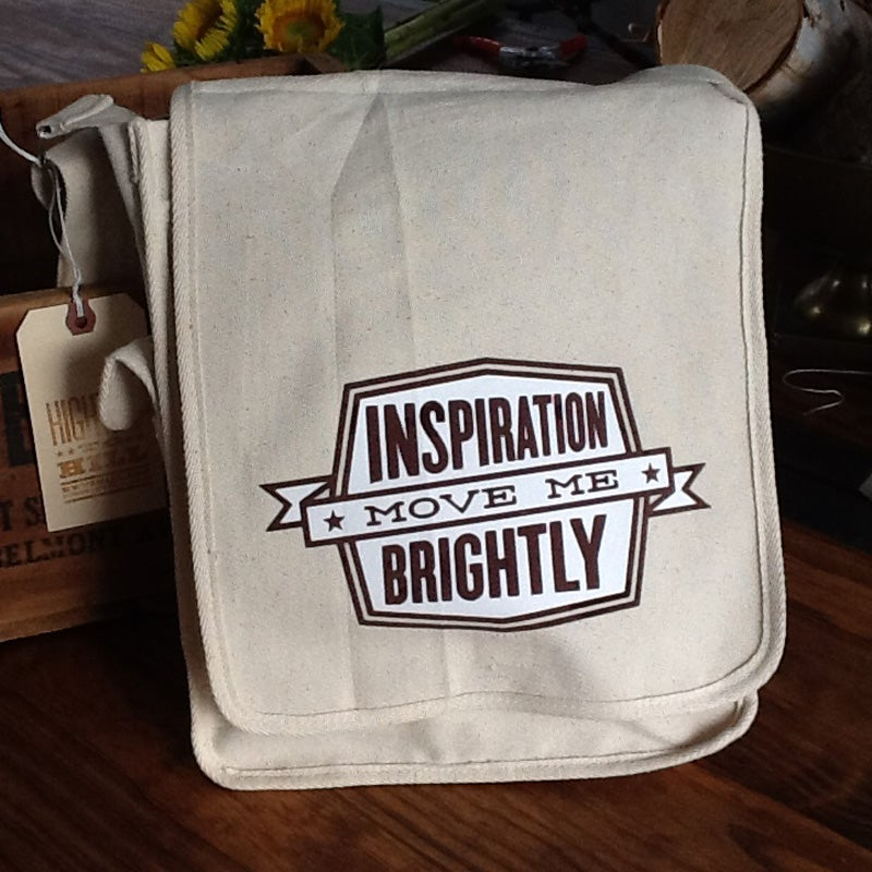 "Image of ""Inspiration"" Congress Bag"