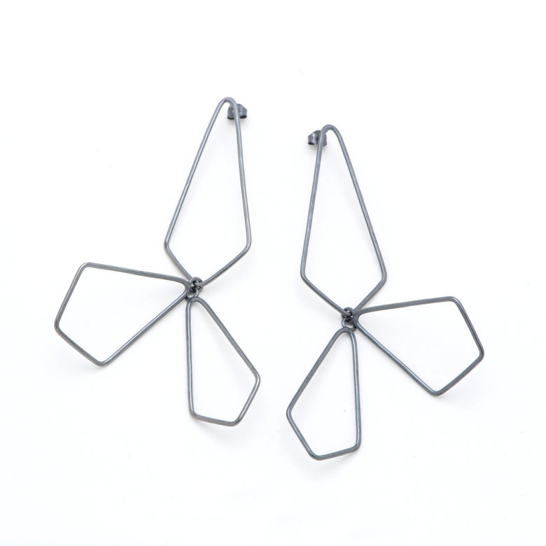 Image of Galena Drop Earrings