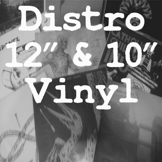 "Image of Distro - 12"" and 10"" Vinyl"