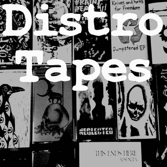 Image of Distro - Tapes