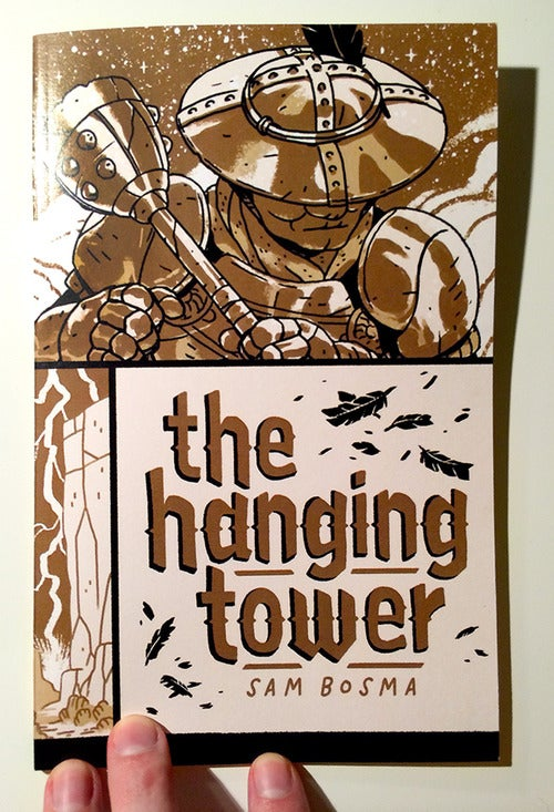 Image of The Hanging Tower