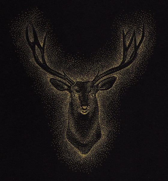 Image of Stag - A4