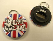 Image of KNUCKLEDUST Bottle Opener Keychain