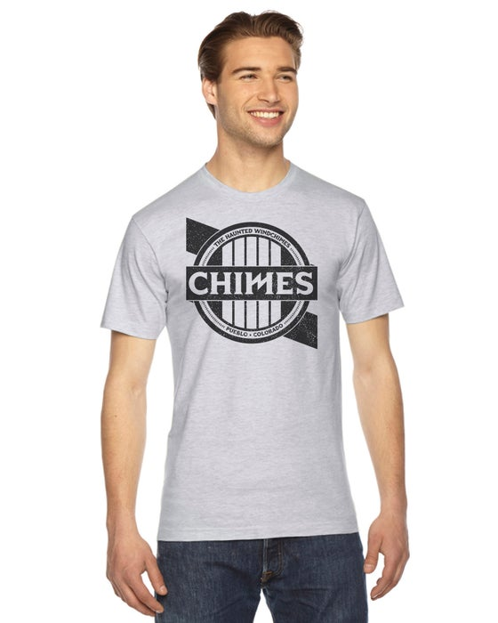 "Image of ON SALE! Haunted Windchimes: ""Chimes"" T-Shirt (Mens)"