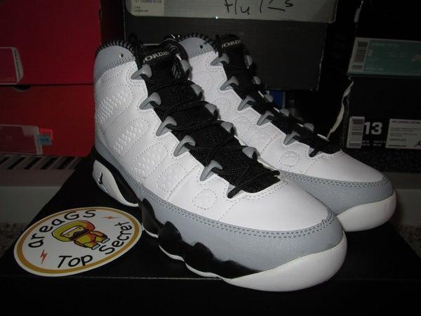 "Air Jordan IX (9) Retro ""Birmingham Barons"" GS - areaGS - KIDS SIZE ONLY"