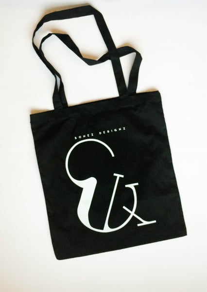 Image of Ampersand Tote Bag