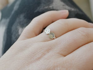 Image of Moon Ring - Small