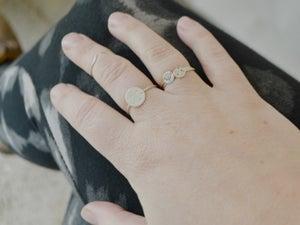 Image of Moon Ring - Big