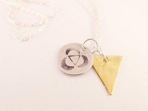 Image of Civil Twilight Necklace