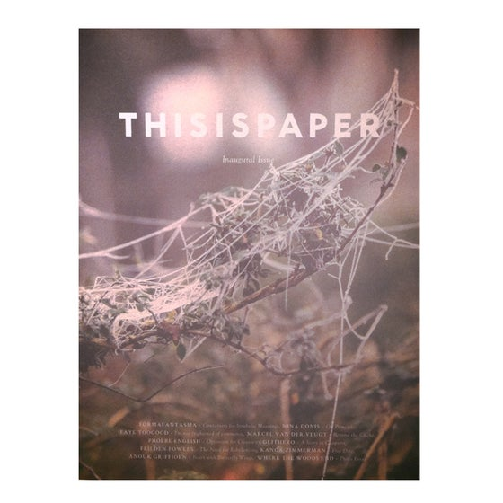 Image of Thisispaper