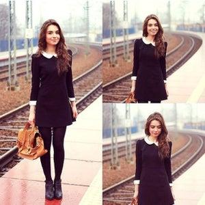 Image of Elegant cute fashion dress for girls high quality