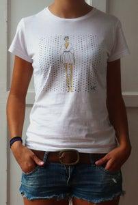"""Image of Camiseta """"tacones cercanos"""""""