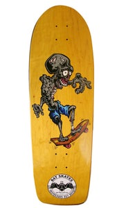 Image of ZOMBIE RIDE - hand painted