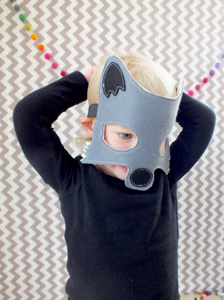 Image of Wolf Mask
