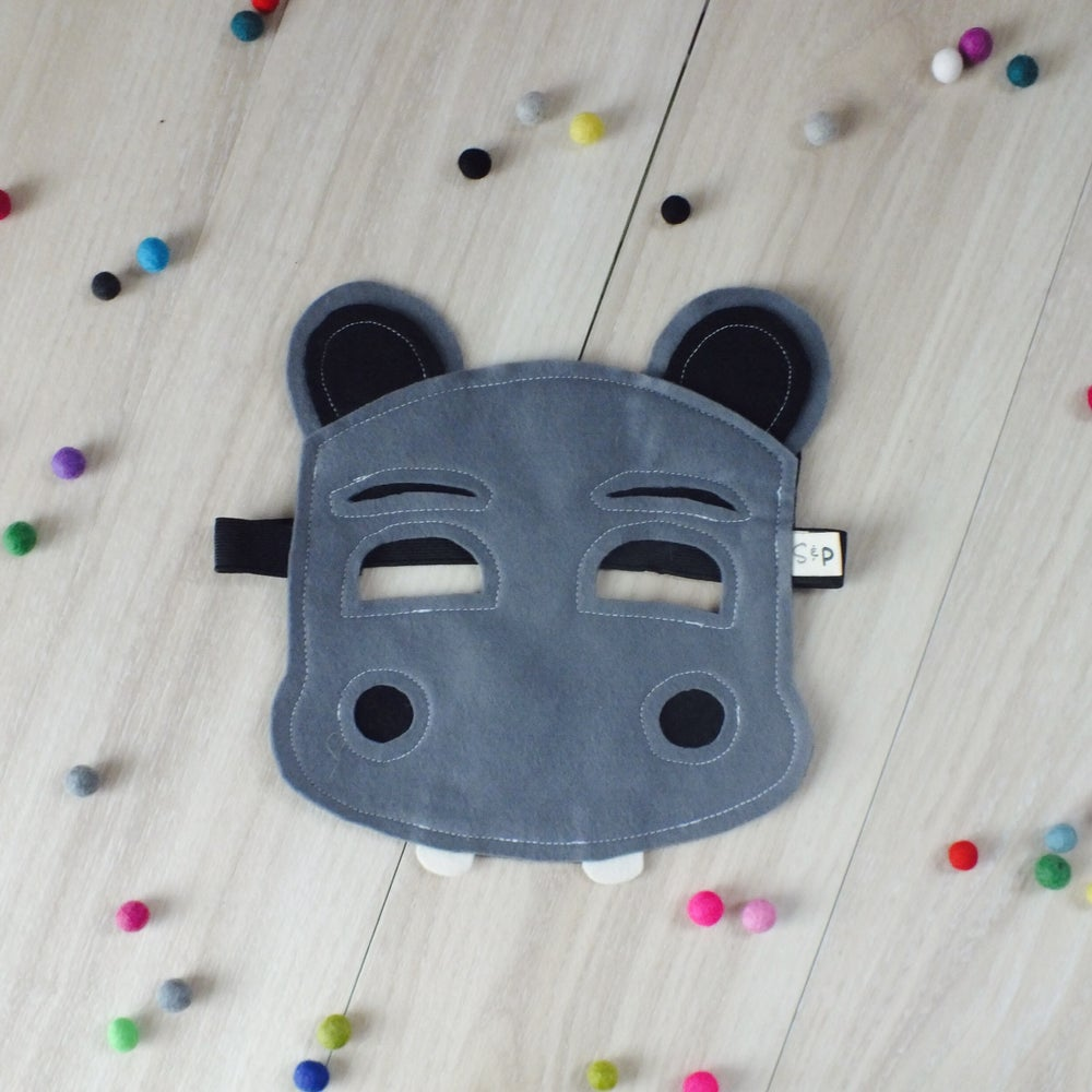 Image of Hippo Mask