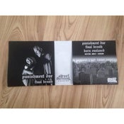 """Image of Final Breath 7"""" w/ Street Survival European Re-Release Cover"""
