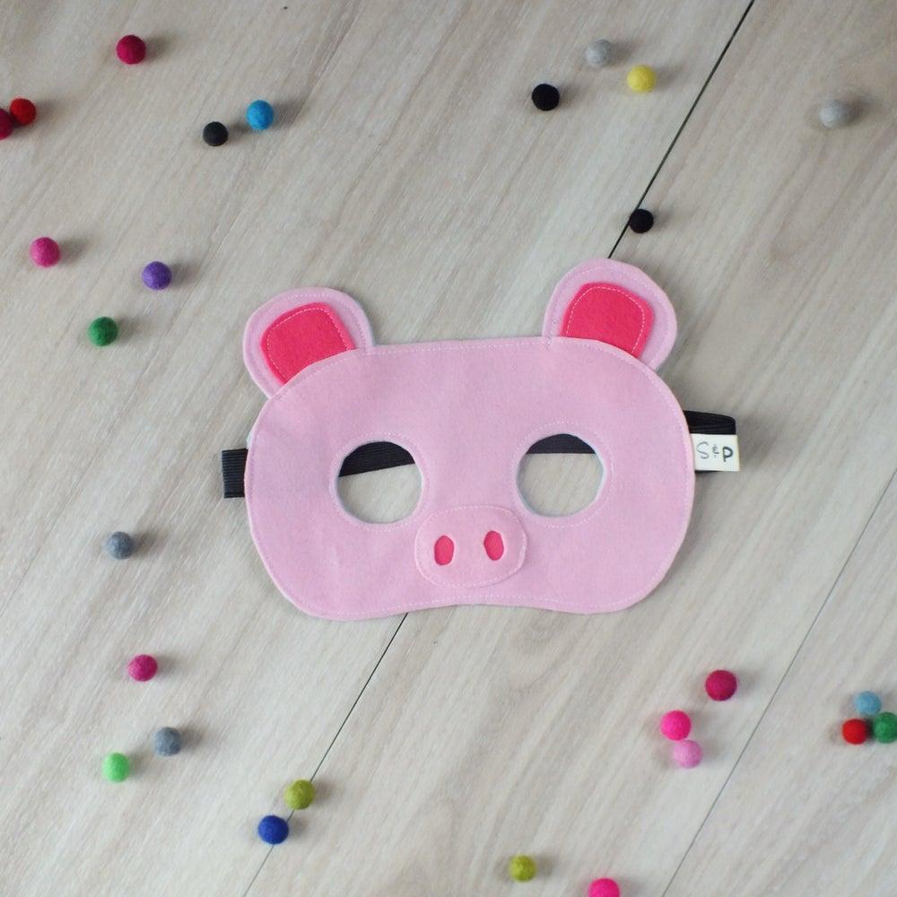 Image of Pig Mask