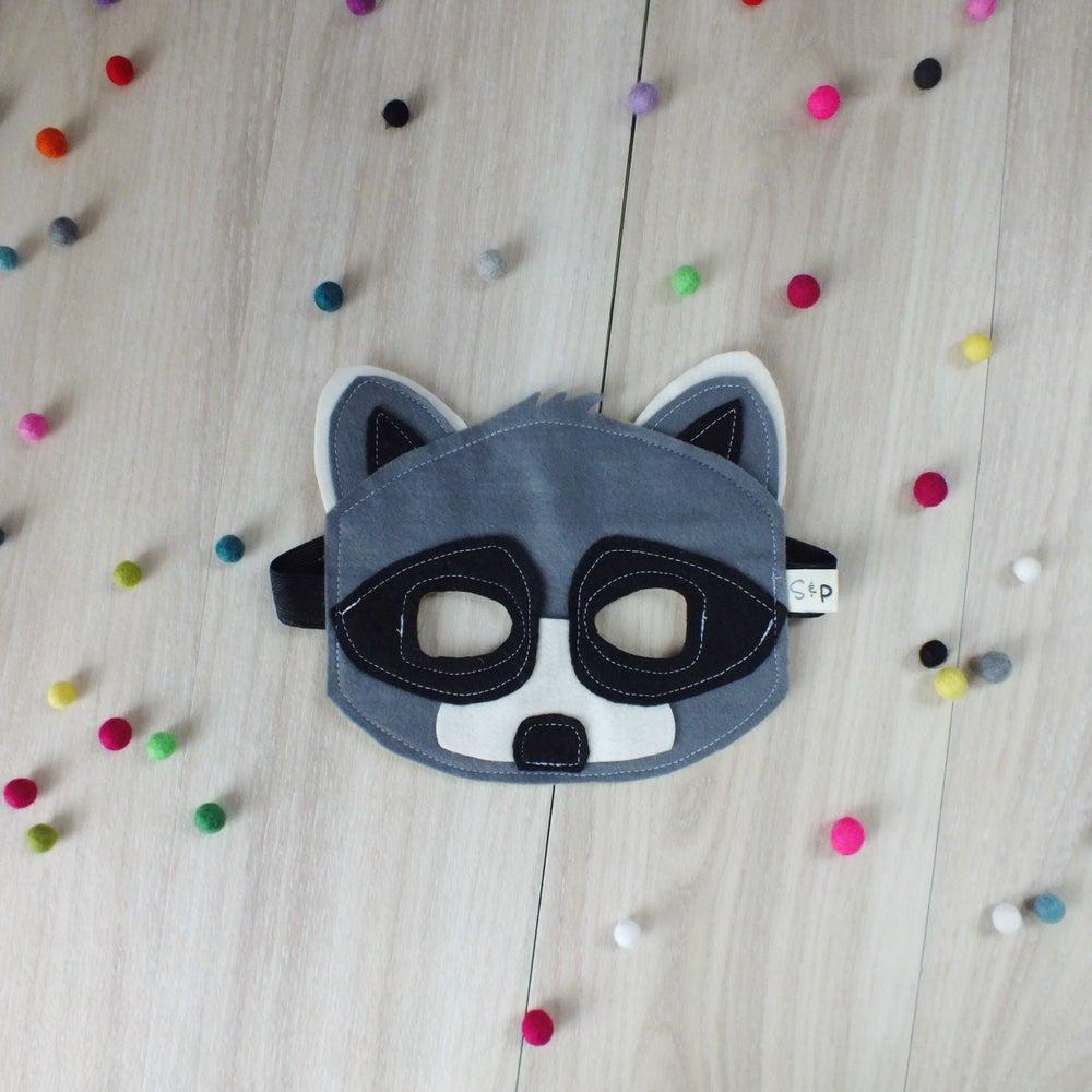 Image of Raccoon Mask