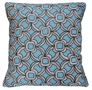Image of LATTICE 'Rhombus' CUSHION