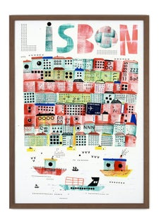 Image of LISBON poster