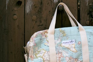 Image of WEEKEND BAG · MAPAMUNDI