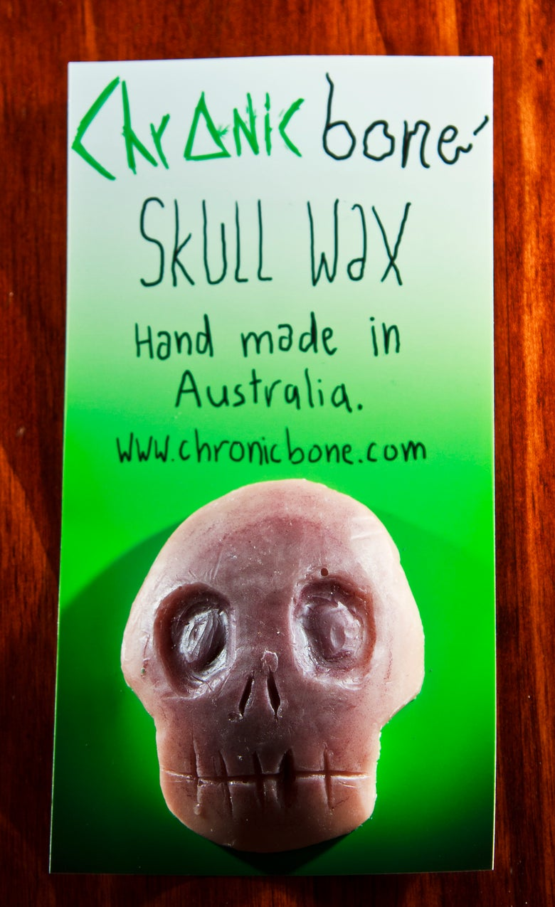 Image of Chronic Bone Skull Wax