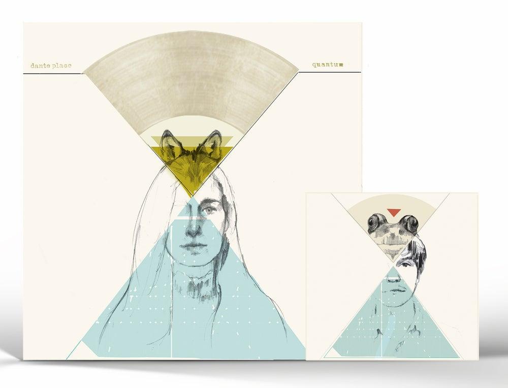 Image of Quantum Vinyl+CD+Dropcard (2 albums)