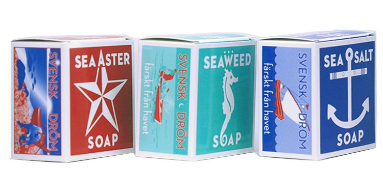 Image of Swedish Dream Sea Salt Soap