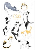 Image of Print---Cats