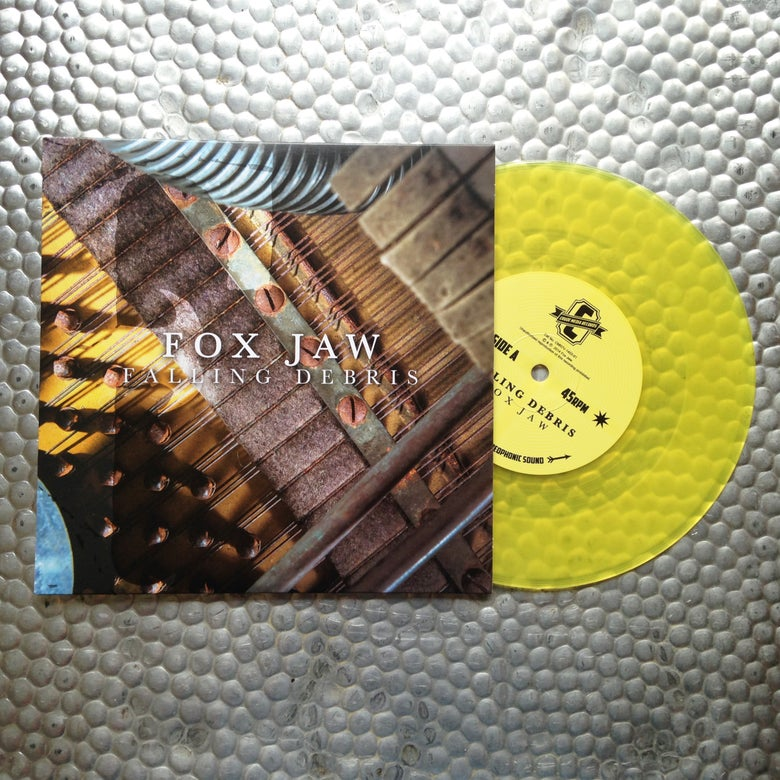 "Image of 'Falling Debris' - Limited Edition 7"" Vinyl"