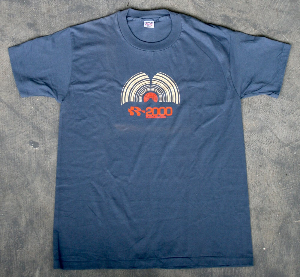 Image of Shop 33 'Rainbow 2000 Festival' T-Shirt