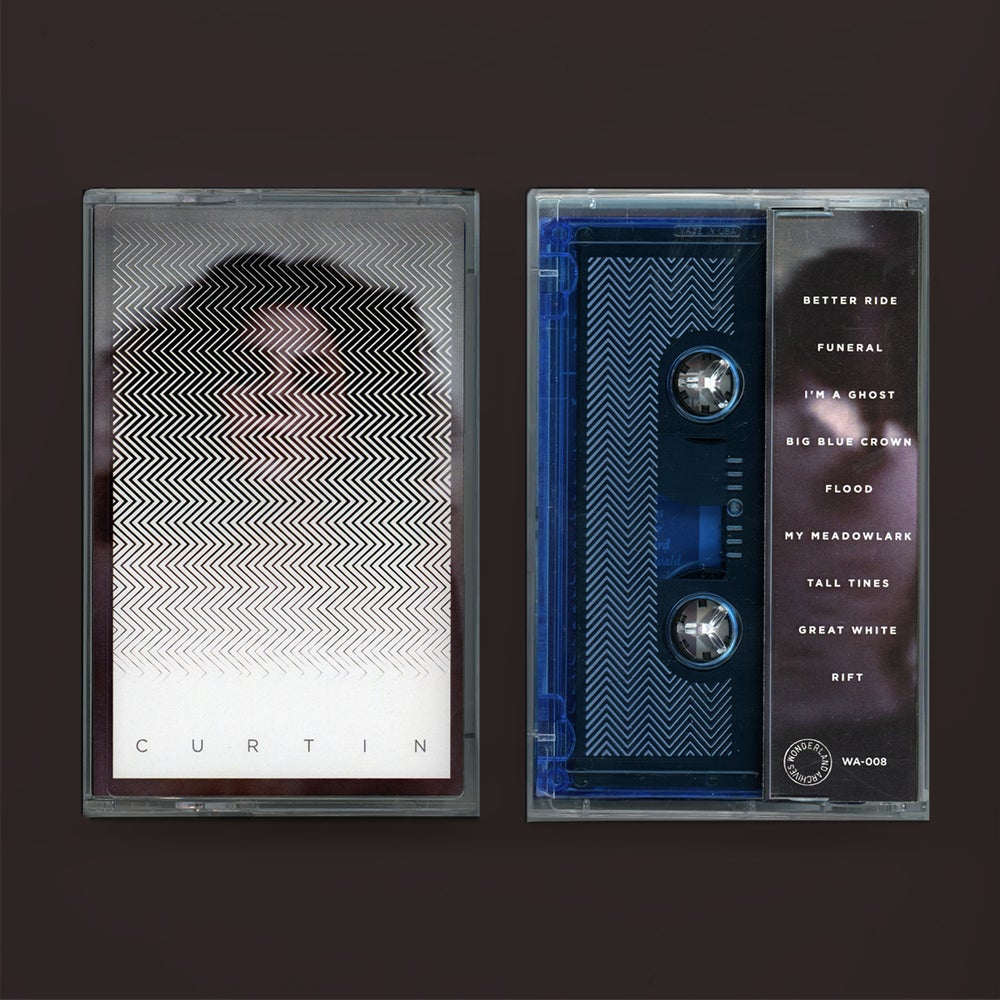 Image of Curtin - One For The Doghearted - Cassette