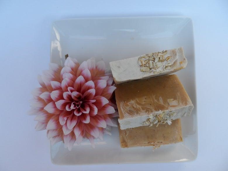 Image of Oatmeal Soap