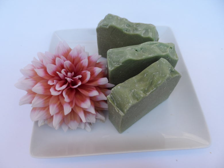 Image of Cucumber soap