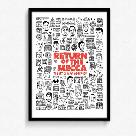 Image of Return of the Mecca Poster