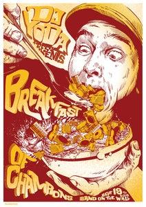 Image of DJ Yoda Presents Breakfast Of Champions