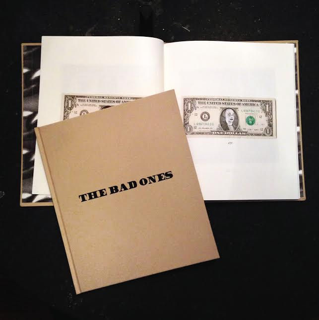 Image of THE BAD ONES hardcover book