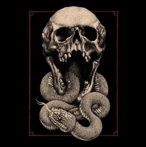 """Image of Sinmara """"Aphotic Womb"""" DLP Repress - Last 9 Copies"""