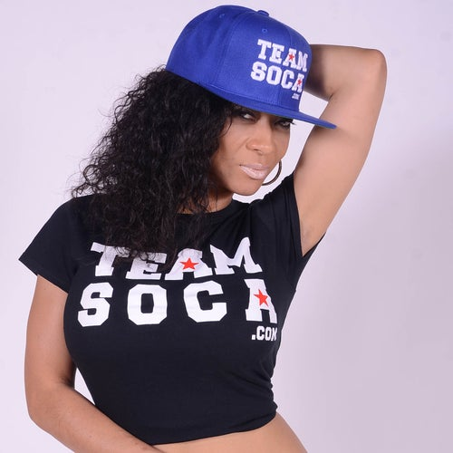 Image of Women's Team Soca T-Shirt - Various Colors