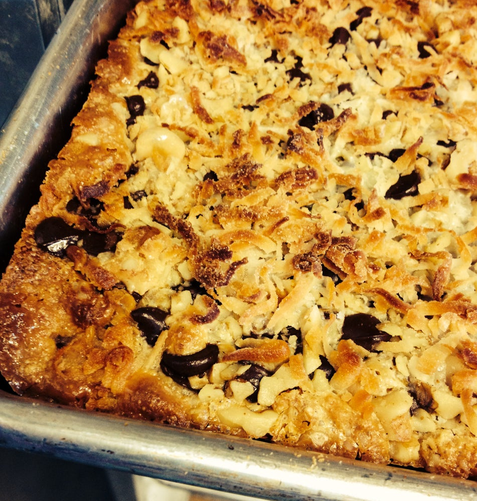Image of Magic Cookie Bars