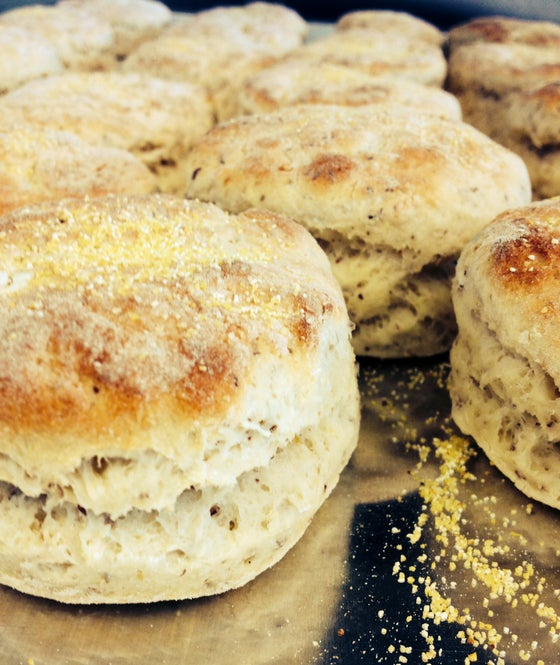 Image of Hearty English Muffins
