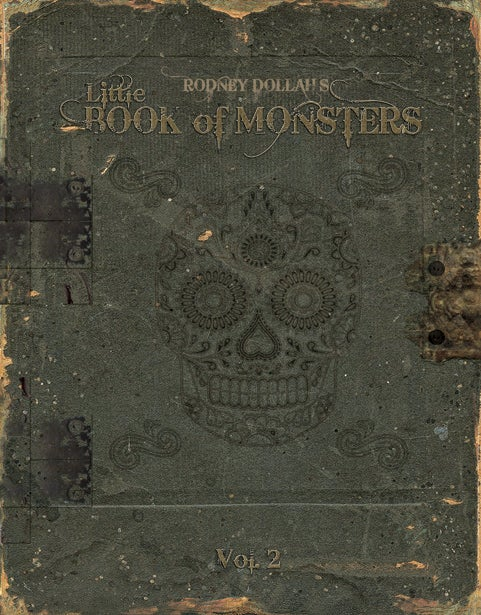 Image of Rodney Dollah's Little BOOK of MONSTERS Vol.2