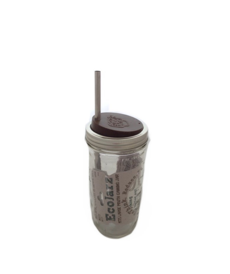 Image of Wide Mouth Ecojarz Kit - Silicon