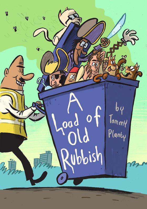Image of A Load of Old Rubbish (all ages comic)