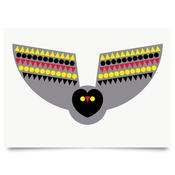 Image of Night Owl print